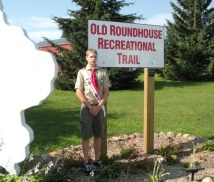 Old Roundhouse Recreational Trail