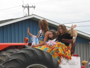 Riceville royalty entry