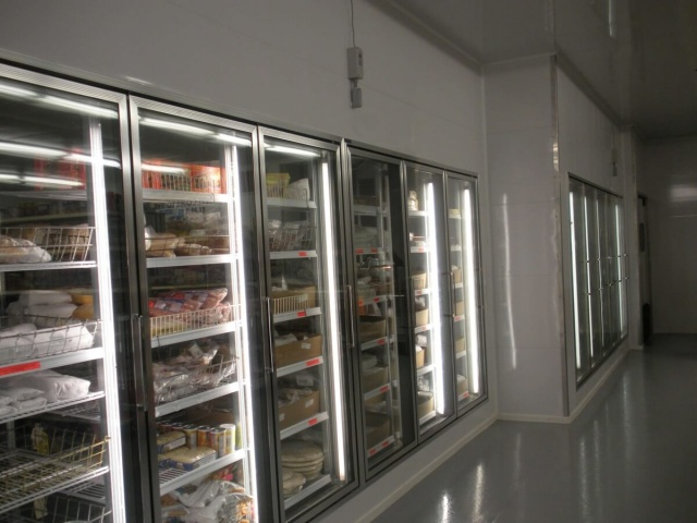 Many frozen meats & other items for purchase