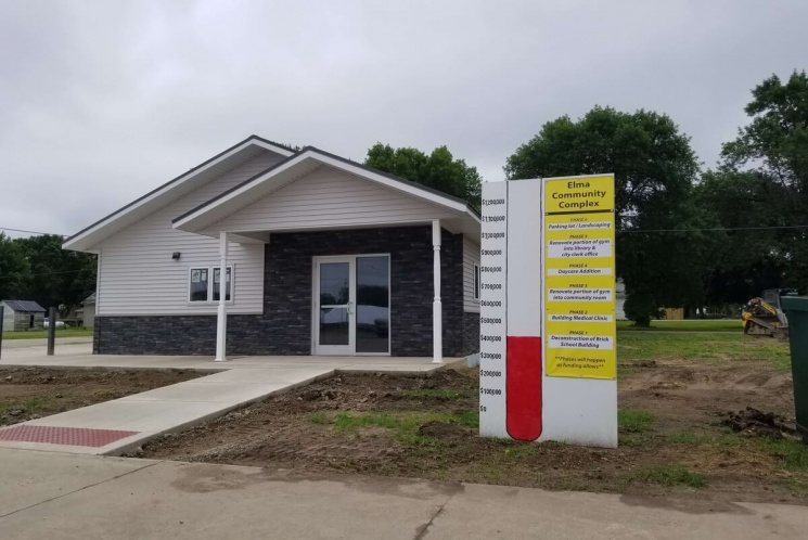 Medical Clinic on Busti Avenue