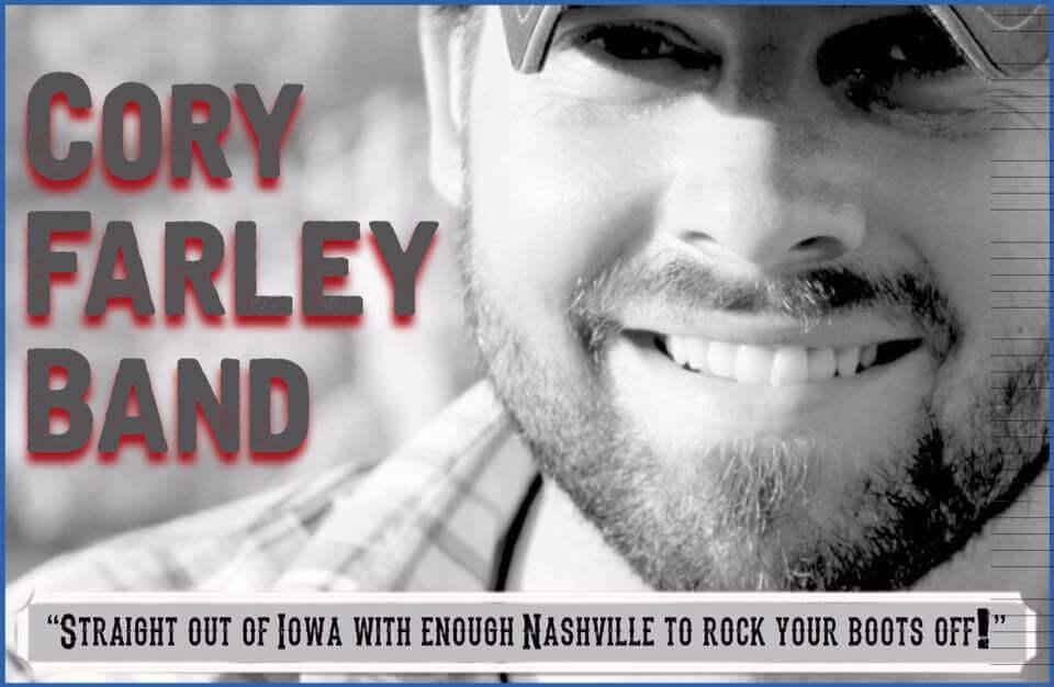 The Cory Farley Band